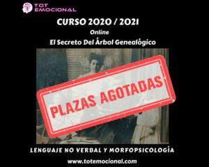Curso 2020 – 2021 online en Barcelona (Lunes)