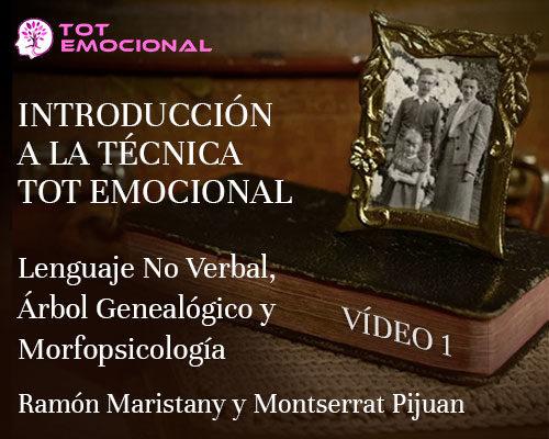 Introducción a la técnica Tot Emocional (video 1)
