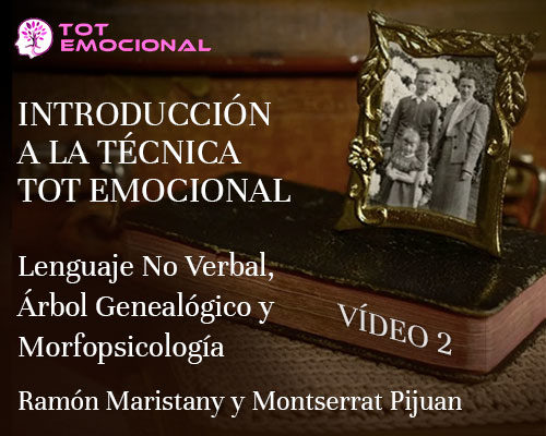 Introducción a la técnica Tot Emocional (video 2)
