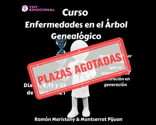 Clase Gratuita del Curso On-Line de Enfermedades en el Árbol Genealógico
