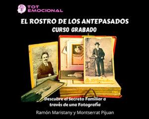 """El Rostro de los Antepasados.<span class=""""pt_splitter pt_splitter-1""""> Curso Grabado.</span>"""