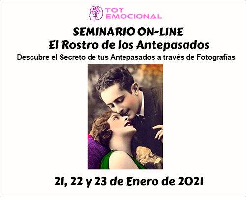 Seminario On-Line El Rostro de los Antepasados