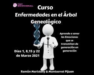 Curso ON-Line Enfermedades en el Árbol Genealógico