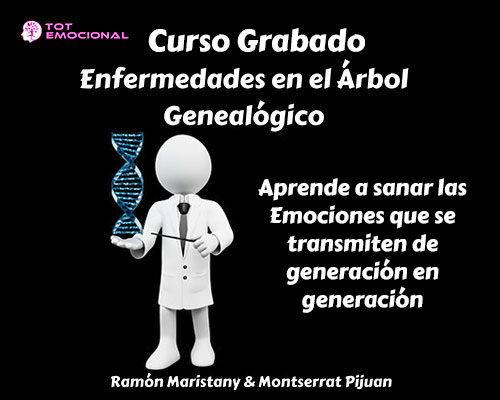 Enfermedades en el Árbol Genealógico. Curso Grabado
